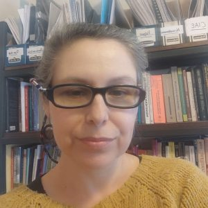 Dra. Carolina Guzmán Valenzuela